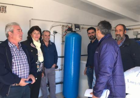 Se invierte más de 30.000 euros en mejorar el abastecimiento de agua en Valhermoso de la Fuente