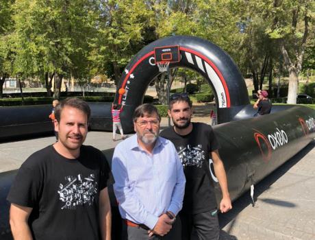 El Festival de Cultura Urbana 'Rolling Culture' reunió en el Parque de San Fernando a más de 1.500 personas