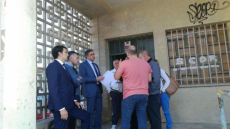 El Ayuntamiento pide a la Asociación de Las Quinientas y a la Junta que presenten una propuesta justificada y concreta para avanzar en el nuevo Centro de Mayores