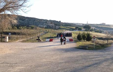 El Parque Arqueológico de Segóbriga amplía su horario y oferta visitas guiadas gratuitas en Semana Santa