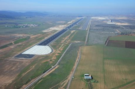 El Aeropuerto de Ciudad Real ha recibido la visita de los inspectores de AESA