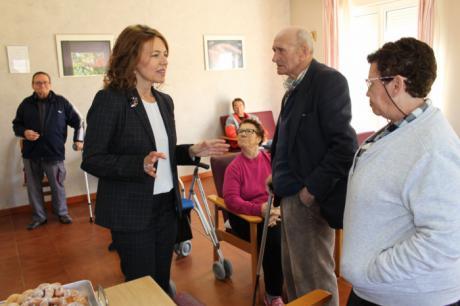 El Gobierno regional incorpora a la red de viviendas de personas mayores de la región tres nuevas viviendas para seguir consolidando la mayor red de España