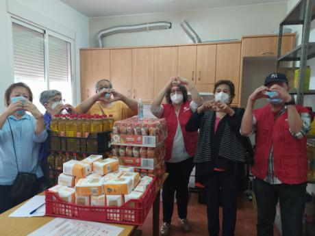 Cáritas reconoce el compromiso de los voluntarios aportando esperanza a las personas más empobrecidas