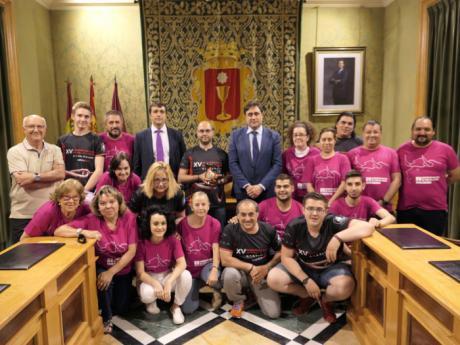 Mariscal agradece su trabajo a los voluntarios del XV Congreso del Toro de Cuerda