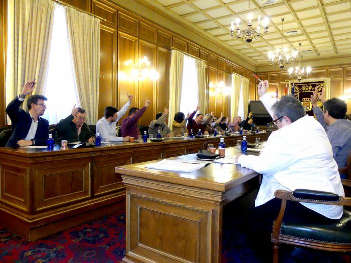 Diputación modifica las bases del Plan de Instalaciones Municipales para poder asignar todo su presupuesto inicial