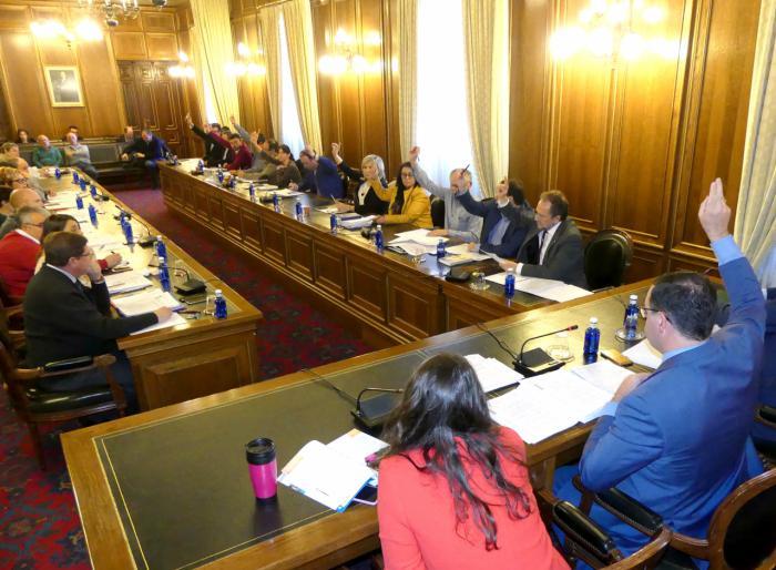 Diputación aprueba de manera definitiva el POS de 2019 con 269 obras y una inversión cercana a los 9 millones