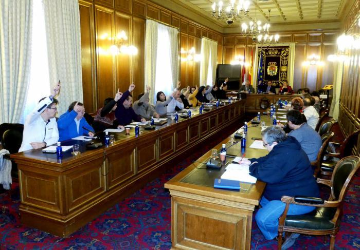 La Diputación aprueba el presupuesto para 2019, de 82,4 millones