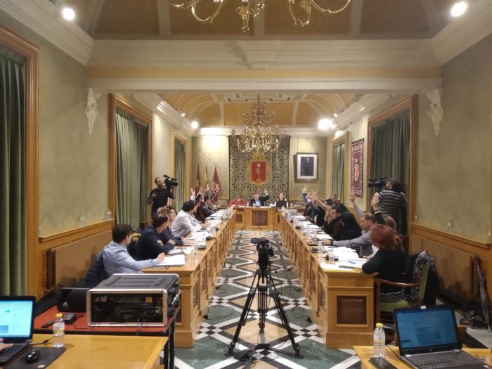 Acuerdo plenario para la creación de un parque fluvial en la ribera del río Júcar a su paso por Cuenca