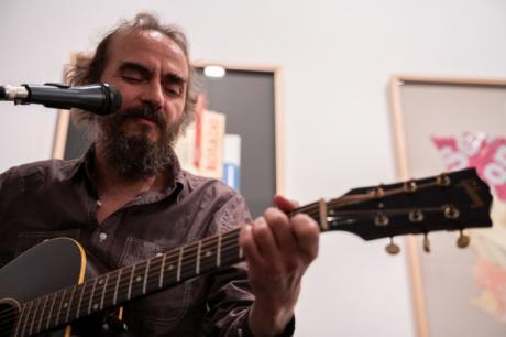 """Un concierto-conferencia de Fino Oyonarte clausuró ayer """"¿Malos tiempos para la lírica?"""