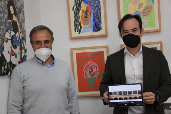 La Fundación Antonio Pérez estrena nuevo diseño en la web para continuar con su apuesta de tener más presencia digital