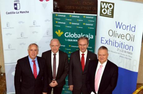 La World Olive Oil Exhibition volverá a ser un escaparate clave para el negocio de las almazaras de CLM