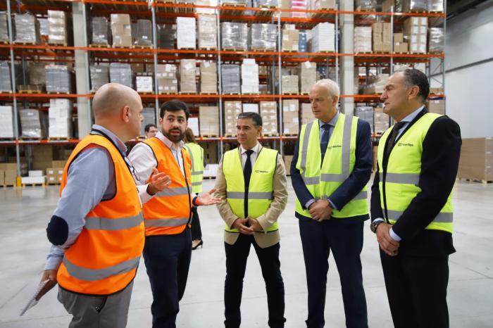 El delegado del Gobierno de España en Castilla-La Mancha visita Tarancón