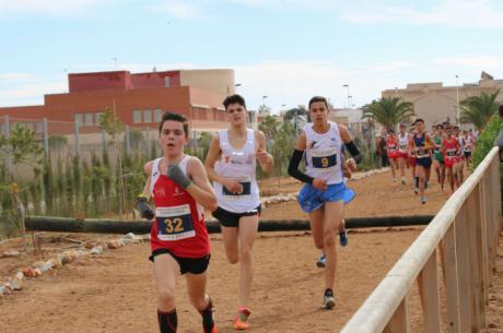 Guillermo Ballesteros se consolida entre los mejores atletas nacionales de su categoría
