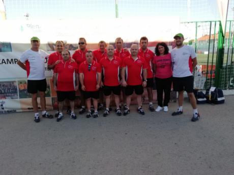 El CD El Castellar se proclama campeón de España de su categoría en el VIII Campeonato Nacional de Fútbol 7 Inclusivo