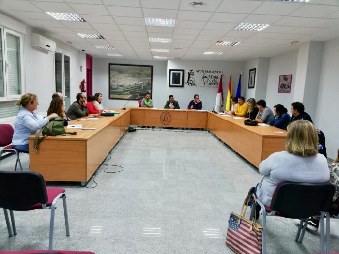 Celebrado el Consejo Escolar de Localidad de Mota del Cuervo para analizar el inicio del curso