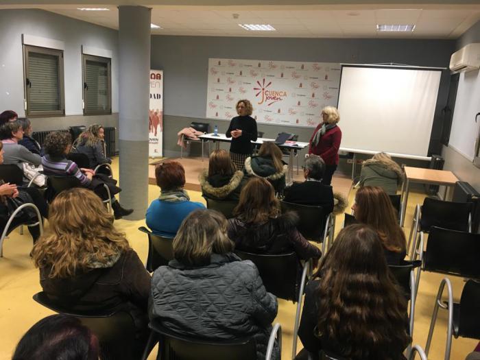 Trabajadoras del Servicio de Ayuda a Domicilio de Cuenca denuncian la precariedad laboral que sufren