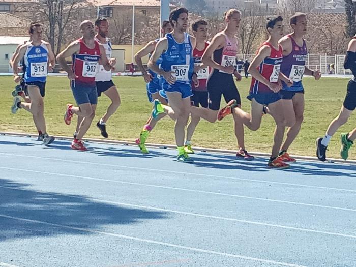 Germán Barro Moya se clasifica para el Campeonato de España de 5000