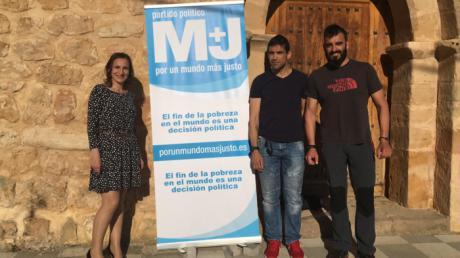 M+J Zarzuela presenta su programa centrado en mejorar infraestructuras y evitar el abandono rural