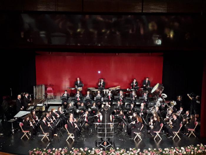 """La Banda de Música de Pozohondo, ganadora del VI Certamen de Bandas de Música """"Villa de Mota del Cuervo"""""""