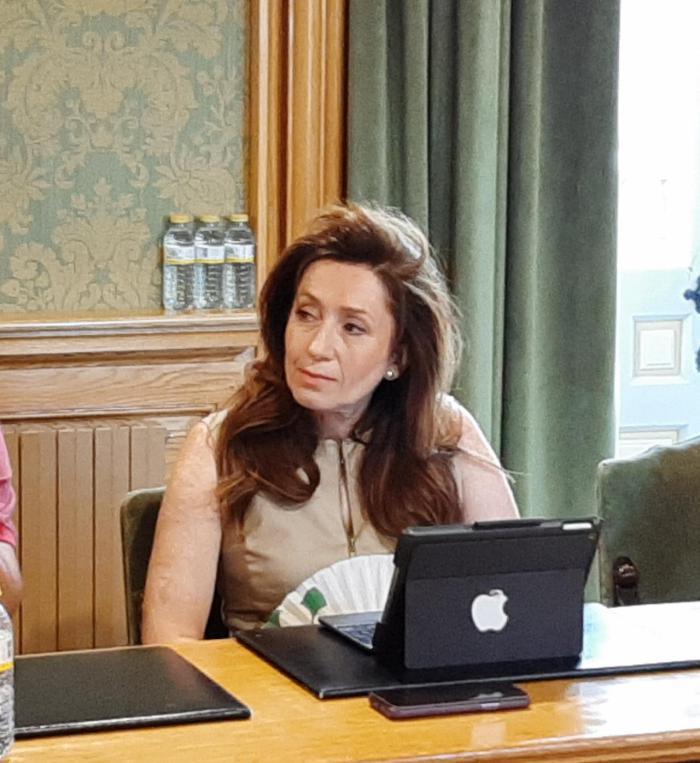 Cristina Fuentes, concejala de Ciudadanos