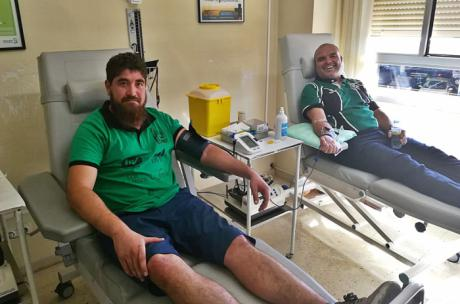A Palos muestra su lado solidario con una nueva campaña de donación de sangre