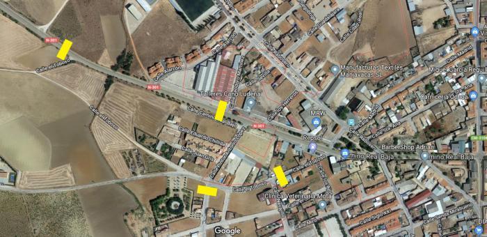 Mota del Cuervo consulta a los vecinos sobre la instalación de nuevos reductores de velocidad