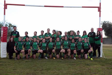 Fin de semana histórico para el Rugby A Palos