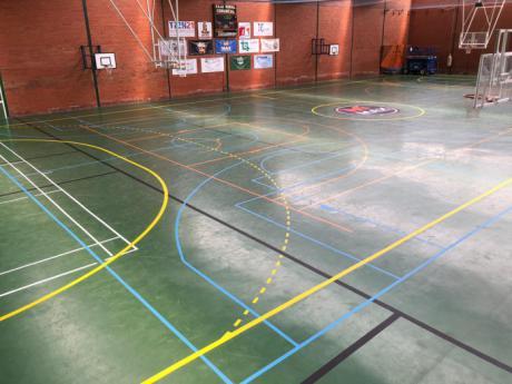 Mota del Cuervo mejora sus instalaciones deportivas durante el confinamiento