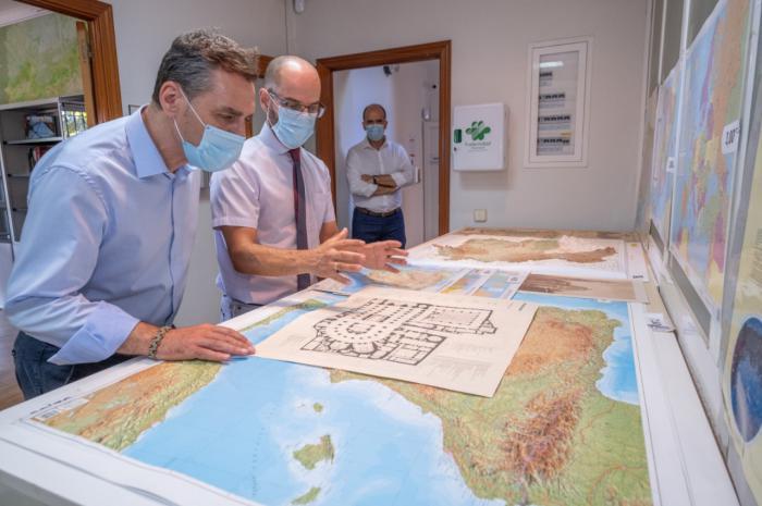 El Instituto Geográfico Nacional (IGN) cumple 150 años de su creación