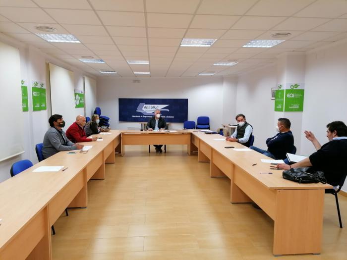 ACESANC ofrece su colaboración al ayuntamiento para solucionar la disposición de suelo para nuevas empresas