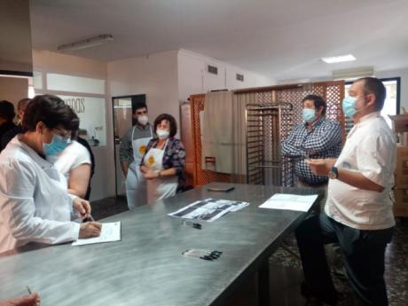 AFEPAN ha realizado un curso de dulces para sus panaderos dentro de la campaña de consumo de pan