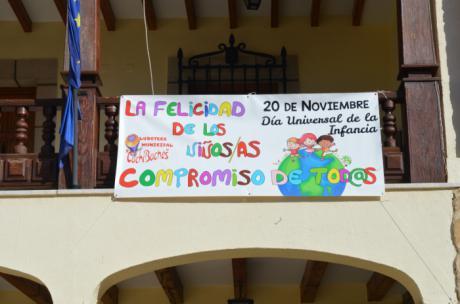 Mota del Cuervo se prepara para celebrar el Día Mundial de la Infancia