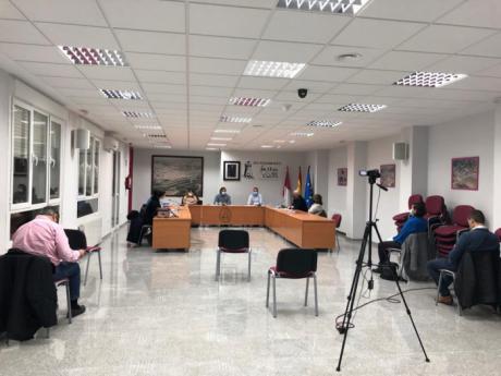El Ayuntamiento de Mota del Cuervo celebra el Pleno del mes de noviembre