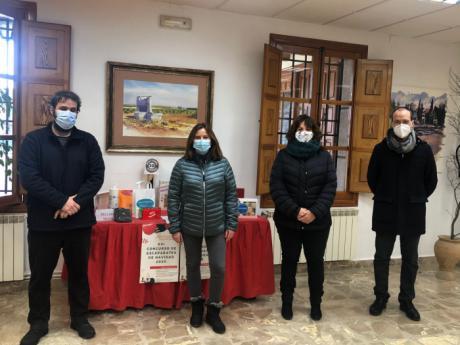 Entregados los premios de la XVI edición del concurso de escaparates navideños en Mota del Cuervo
