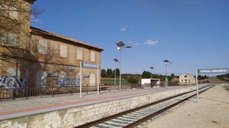 La Agrupación Pueblos con el Tren lamenta la falta de apoyos en el Senado al tren convencional
