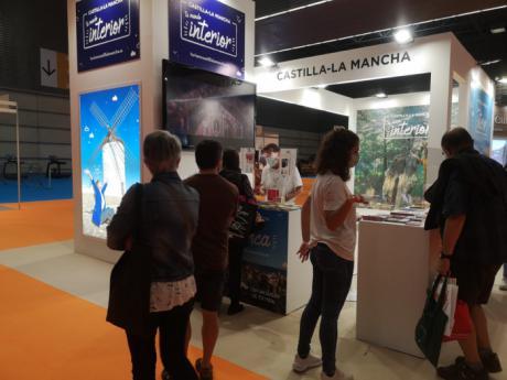 La Agrupación de Hostelería y Turismo ha estado presente este fin de semana en Expovacaciones de Bilbao