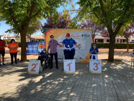 Celebrada con éxito la Copa FECAM de Petanca en Mota del Cuervo