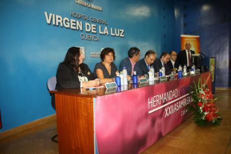 """Los donantes de sangre conquenses han sido reconocidos en la XXII Asamblea General de la Hermandad celebrada en """"Virgen de la Luz"""""""