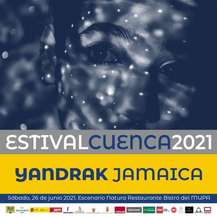 María Yfeu y Yandrak Jamaica, mujeres, jóvenes, y sobradamente preparadas en Estival Cuenca 21