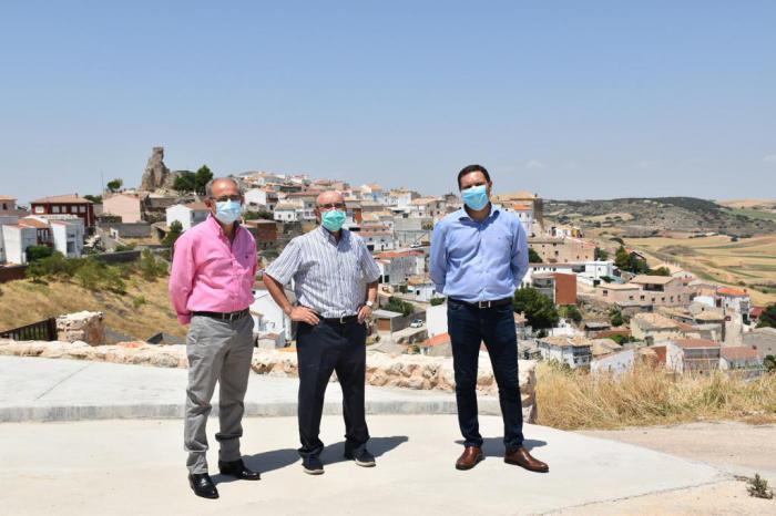 Se actuará en el acceso a Zafra del Záncara para mejorar la seguridad a la altura del trasvase Tajo-Segura