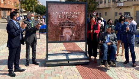 La Roda acoge la exposición 'Un patrimonio de todos' sobre el patrimonio histórico de Castilla-La Mancha