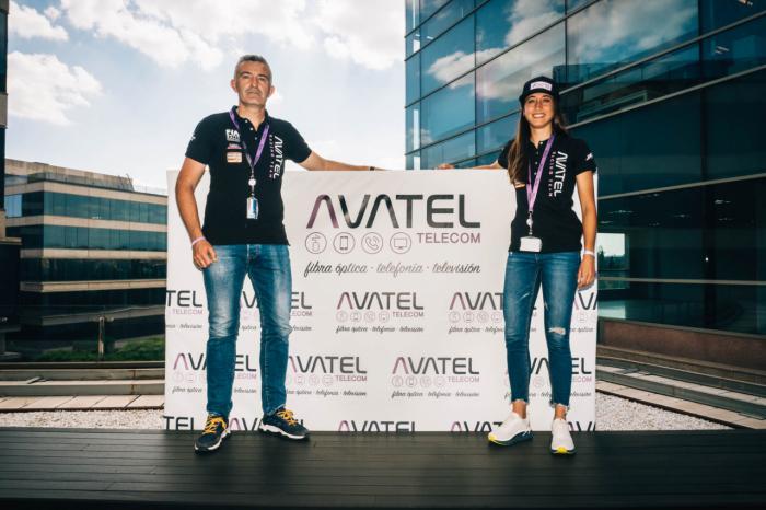 Mónica Plaza da el salto al volante con Avatel y será piloto en el Campeonato de España de Rallye TT