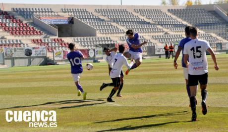 El Conquense vio cortada su histórica racha en Guadalajara(4-3)