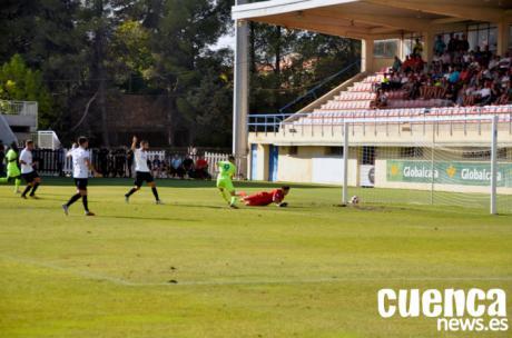 El Conquense sucumbe ante un superior Barcelona B (0-3)