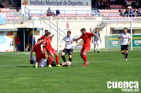El Conquense quiere mantener su buena racha a domicilio ante el Espanyol B
