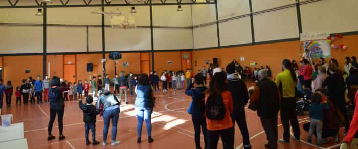 La ludoteca Cachibaches celebra el Día Internacional de los derechos de los niños