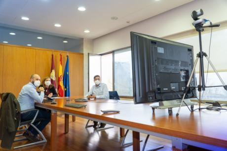 """Castilla-La Mancha valora la importancia del """"diálogo y la participación"""" en el proceso de trasformación digital de la educación"""
