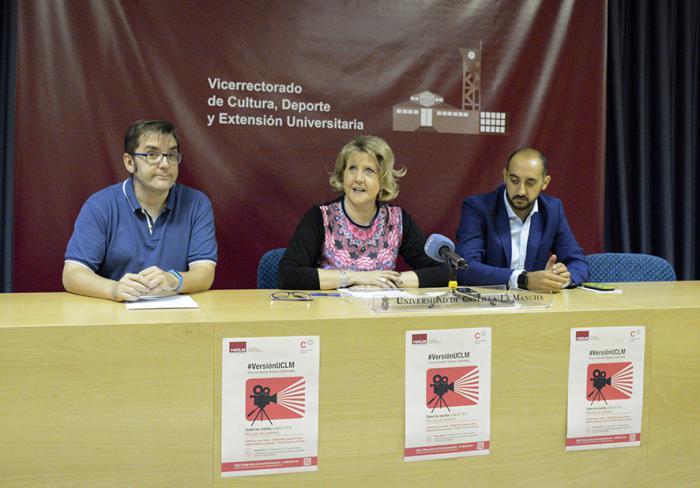 El proyecto #VersiónUCLM llegará a todos los campus de la Universidad de Castilla-La Mancha