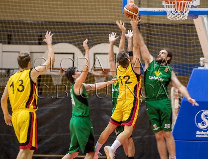 Derrota del Globalcaja C.B. Cuenca en su visita al Jokerbet Basket Cervantes