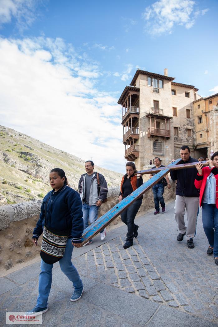 La Cruz de Lampedusa llega a Cuenca